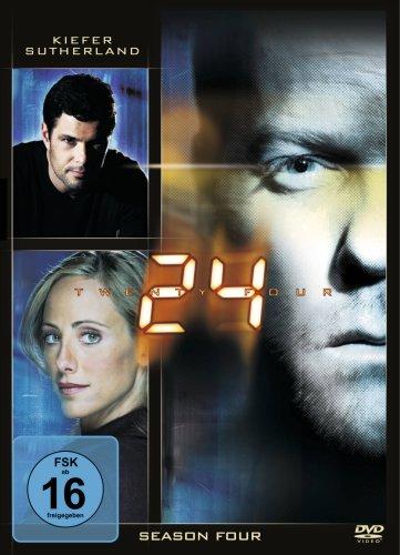 24 Season 4 (7 DVDs)