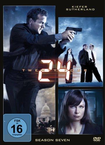 24 Season 7 (6 DVDs)