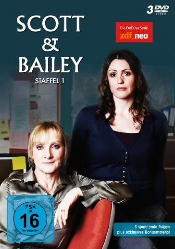 Scott & Bailey Staffel 1 (3 DVDs)