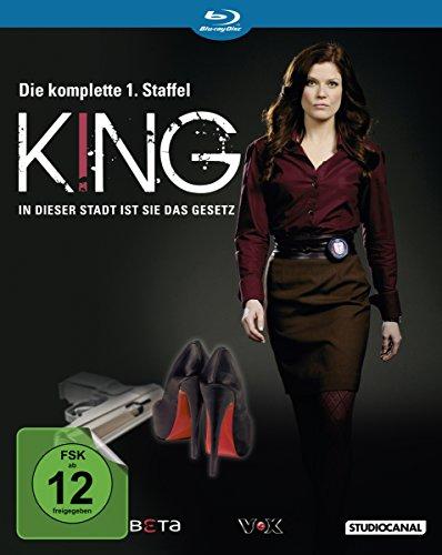 King Staffel 1 [Blu-ray]