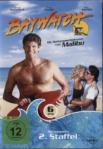 Baywatch Staffel  2 (6 DVDs)