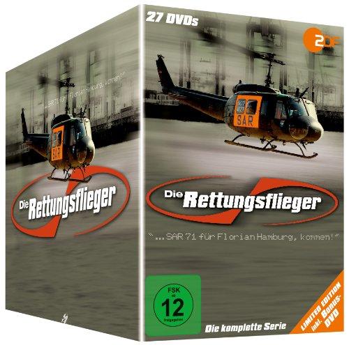 Die Rettungsflieger Die komplette Serie (Limited Collector's Edition) (27 DVDs)