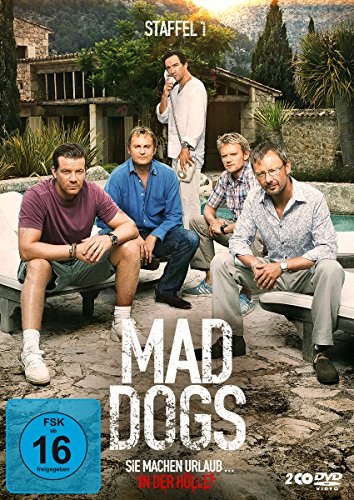 Mad Dogs Staffel 1 (2 DVDs)