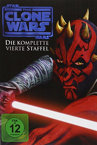 Star Wars - The Clone Wars: Staffel 4 (5 DVDs)