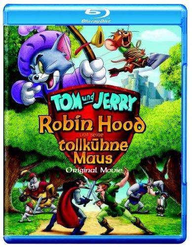 Tom & Jerry Robin Hood und seine tollkühne Maus [Blu-ray]