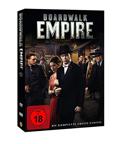 Boardwalk Empire Staffel 2 (5 DVDs)