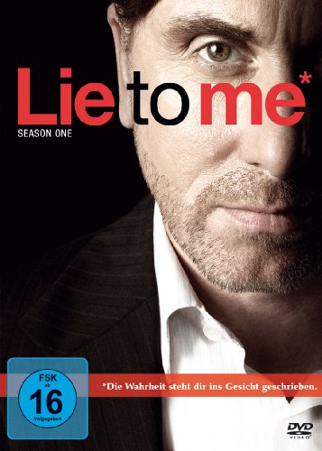 Lie to Me Season 1 (4 DVDs)