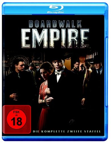 Boardwalk Empire Staffel 2 [Blu-ray]