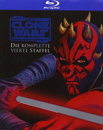 Star Wars - The Clone Wars: Staffel 4 [Blu-ray]