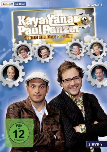 Kaya Yanar & Paul Panzer - Stars bei der Arbeit: Staffel 2 (2 DVDs)