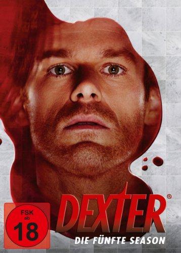 Dexter Staffel 5 (4 DVDs)
