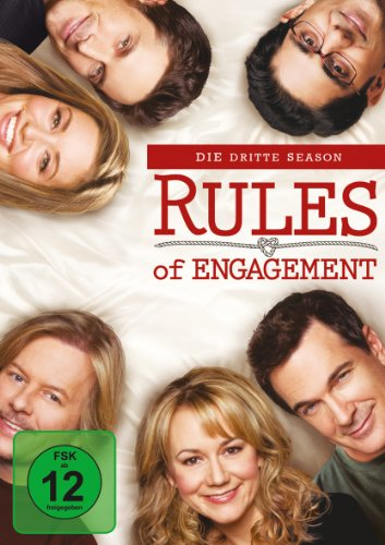 Rules of Engagement Season 3 (2 DVDs)