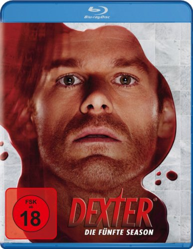 Dexter Staffel 5 [Blu-ray]