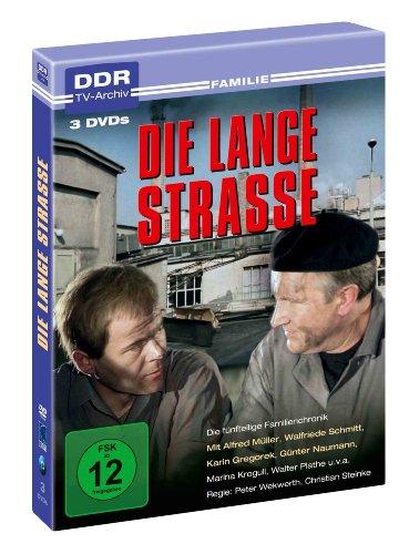Die lange Straße (DDR TV-Archiv) (3 DVDs)