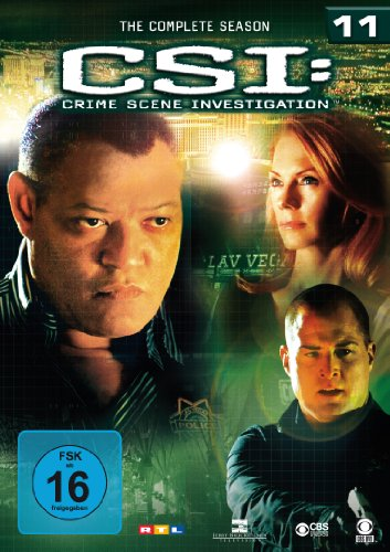 CSI Season 11 (6 DVDs)