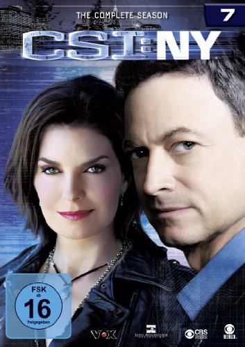 CSI: NY Season 7 (6 DVDs)