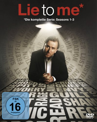 Lie to Me Complete Box (14 DVDs)