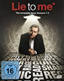 Lie to Me - Complete Box (14 DVDs)