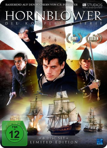 Hornblower Die komplette Serie - Limited Edition (Metalbox) (8 DVDs)
