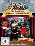 Augsburger Puppenkiste - Jim Knopf und Lukas der Lokomotivführer - Platin Edition mit Blu-ray (3 DVDs)