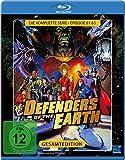 Defenders of the Earth - Die komplette Serie (exklusiv bei Amazon.de) [Blu-ray]
