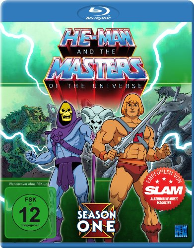 He-Man and the Masters of the Universe Season 1 [Blu-ray]