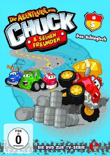 Die Abenteuer von Chuck & seinen Freunden,