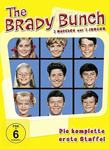 The Brady Bunch Drei Mädchen und drei Jungen - Staffel 1 (4 DVDs)