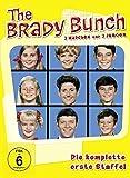 The Brady Bunch/Drei Mädchen und drei Jungen - Staffel 1 (4 DVDs)