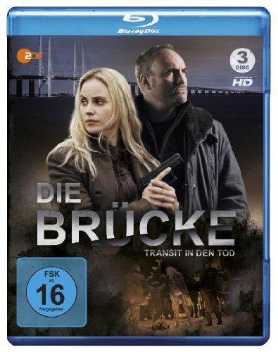 Die Brücke - Transit in den Tod: Staffel 1 [Blu-ray]