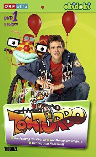 Tom Turbo, DVD 1