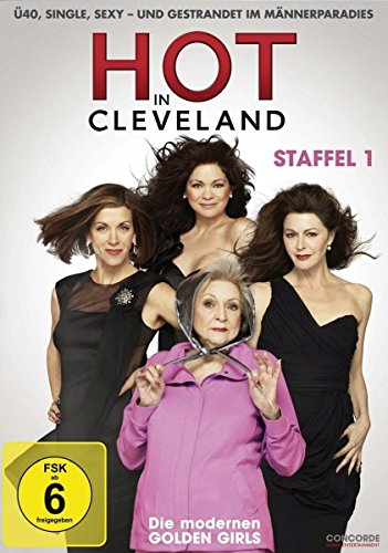 Hot in Cleveland Staffel 1 (2 DVDs)