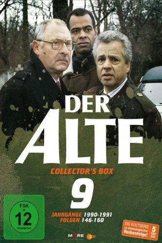 Der Alte Collector's Box Vol. 9, Folge 146-160 (5 DVDs)