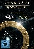 Stargate Kommando SG 1 - Complete Box (62 DVDs)