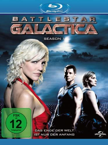 Battlestar Galactica Season 1 [Blu-ray]