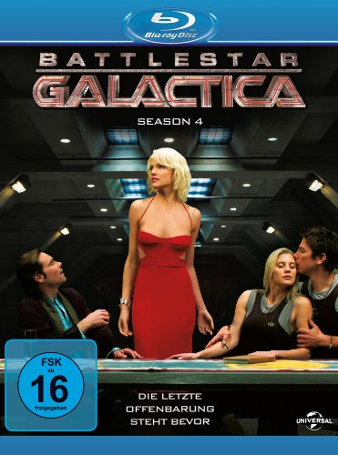 Battlestar Galactica Season 4 [Blu-ray]