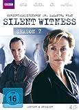 Silent Witness (Gerichtsmedizinerin Dr. Samantha Ryan) - Staffel  7 (4 DVDs)
