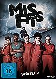 Misfits - Staffel 2 (2 DVDs)