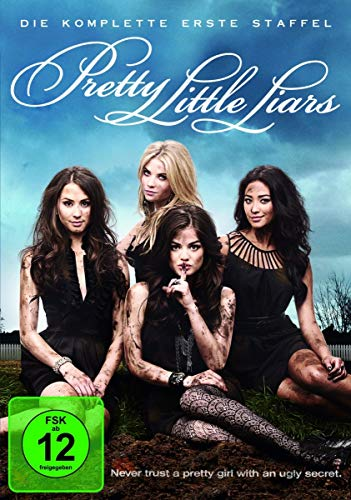 Pretty Little Liars Staffel 1 (5 DVDs)