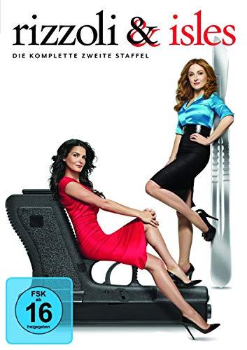 Rizzoli & Isles Staffel 2 (4 DVDs)