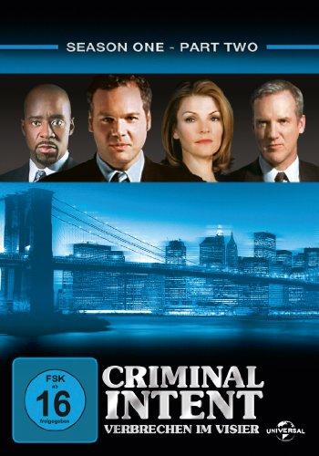 Criminal Intent - Verbrechen im Visier,