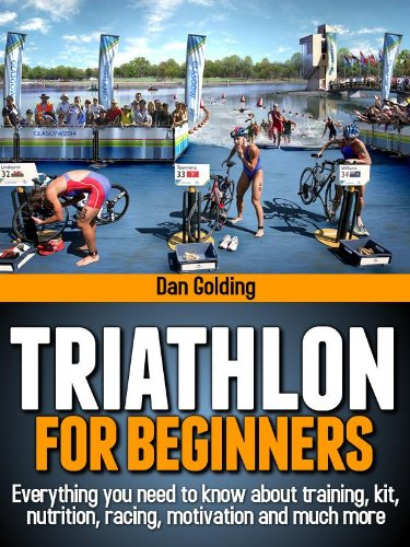 Triathlon For Beginners — Dan Golding