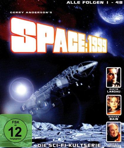 Mondbasis Alpha 1 Vol. 1-4 (Sammler-Box) [Blu-ray]