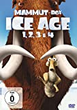Ice Age 1, 2, 3 & 4 (4 DVDs)