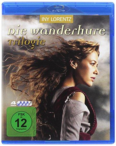 Die Wanderhure Trilogie [Blu-ray]
