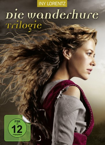 Die Wanderhure Trilogie (4 DVDs)