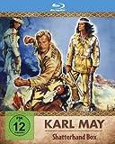 Karl May Shatterhand Box (2 Blu-rays)
