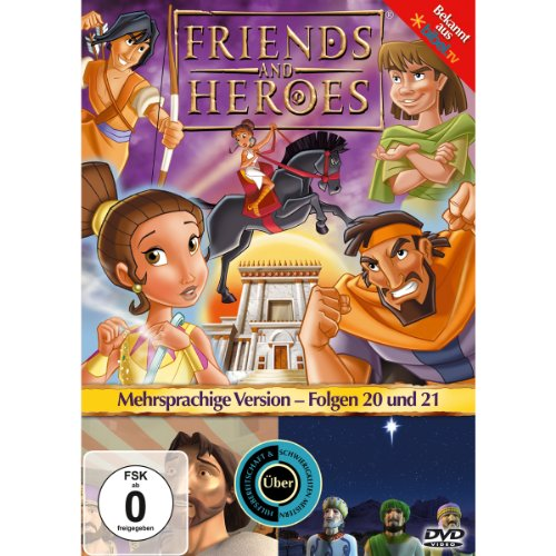 Friends And Heroes,