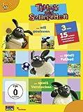 Timmy will gewinnen / Timmy spielt Fußball / Timmy spielt Verstecken (3 DVDs)