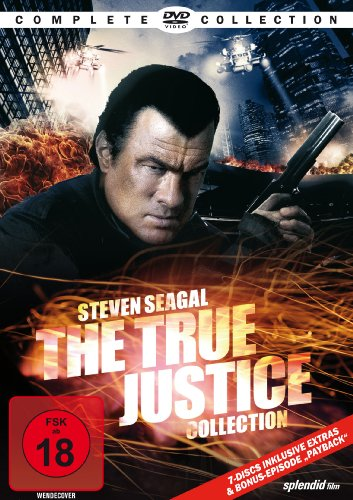 The True Justice Collection - Complete Collection (7 DVDs)